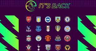 ePremier League returns for 2020/21 season!