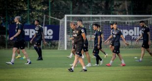 Chennaiyin FC clash with Kerala Blasters; aim to make it two wins in two!