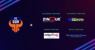 FC Goa announces partner brands for 2020/21 season!