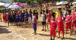 Golden Baby Leagues help generate passion for football in rural Manipur!