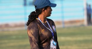India Women's Maymol Rocky: Good to return to pitch!