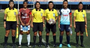 AIFF Referees Director Ravishankar: Confident that women referees will officiate I-League matches soon!