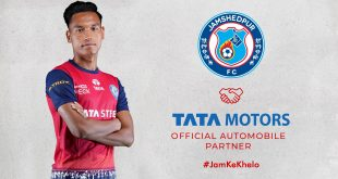Tata Motors associate with Jamshedpur FC as Automobile Partner!