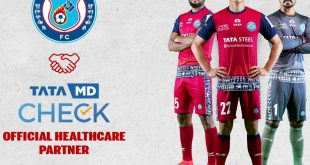 TataMD CHECK to be Jamshedpur FC's Official Healthcare Partner!