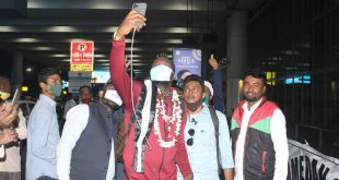 XtraTime VIDEO: Mohammedan Sporting midfielder Mohammed Fatau arrives!