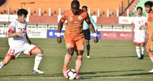 NEROCA FC's Varney Kallon looks forward to a fresh start in I-League 2020/21!