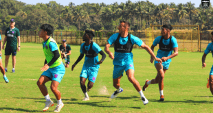 Odisha FC gets ready to take on neighbours Jamshedpur FC!