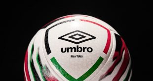 UMBRO launch new Iraq Premier Football League Neo Toba match ball!