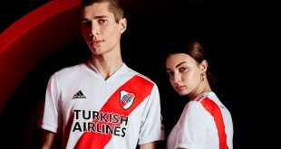 adidas reveal new River Plate 2020 home jersey!