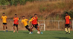 Hyderabad FC gear up for first home game against Jamshedpur FC!