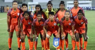 India U-17 Girls: Motivated & encouraged after interaction with Praful Patel & Kiren Rijiju!
