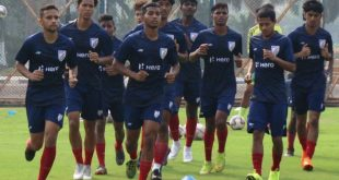 Indian Arrows' Shanmugam Venkatesh: Intend to play our game against Southern Samity!