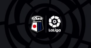 LaLiga and Wakatake Group join forces in Japan!