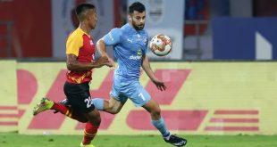 Mumbai City FC score convincing 3-0 win over SC East Bengal!