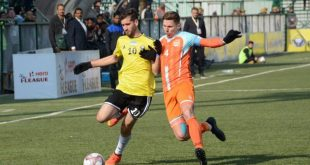 Real Kashmir FC's Danish Farooq: Playing in the I-League has been life-changing!