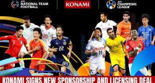 AFC and KONAMI sign new sponsorship and licensing deal!