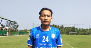 Former India junior Uttam Rai Signs for Dempo SC!