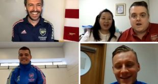 Emirates partners with Arsenal, Real Madrid & AC Milan to give fans the surprise of their lives!