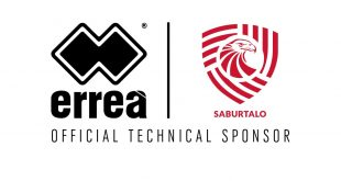 Errea is the new technical partner of FC Saburtalo of Georgia!