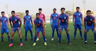 India U-16 National Team beat UAE in friendly!