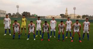 India U-16s suffer defeat in friendly against UAE!