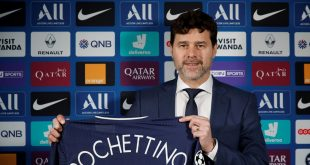 Mauricio Pochettino becomes new Paris Saint-Germain coach!