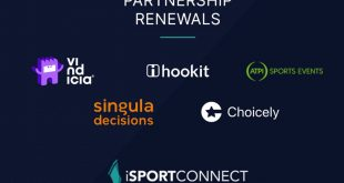iSportConnect renews partnerships with ATPI, Choicely, Hookit, Singula Decisions & Vindicia!