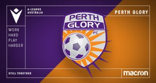 Perth Glory confirms four-year extension to Macron partnership!