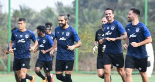 Bengaluru FC aim to end season on a high against Jamshedpur FC!
