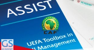 CAF & UEFA Assist GS Academy follow-up programme plods on!
