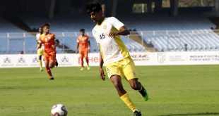 From riding autos to providing assists: Chennai City FC's Iqbal Hussain enjoying I-League homecoming!