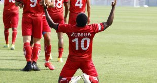 Zuniga winner takes Churchill Brothers back to I-League summit!