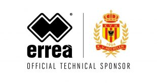 Errea Sport & KV Mechelen sign contract until 2025!