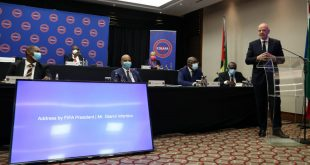 FIFA President stresses African unity at Council of Southern African Football Associations (COSAFA) Assembly!