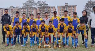 Guwahati City FC win Gauhati Sports Association U-13 Talent Hunt League!