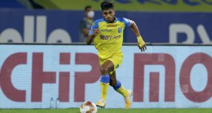 Rahul KP: FIFA U-17 World Cup, Indian Arrows experience prepared me for ISL challenge!