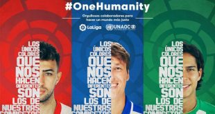 LaLiga unites with UNAOC on ONE HUMANITY campaign to promote global change!