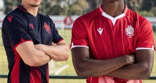New 2021 kits of Wydad Casablanca launched by Macron!