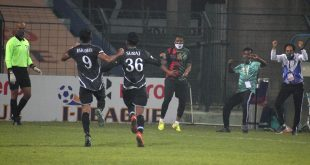 XtraTime VIDEO: Mohammedan Sporting score 2-1 win over 10-men Chennai City FC!