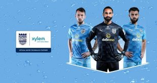 VIDEO: Mumbai City FC & Xylem – Lets Solve Water Together!