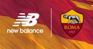 New Balance to become AS Roma's official kit supplier!