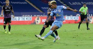 Mumbai City FC trash Odisha FC 6-1, set-up ISL League Shield final!
