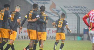 Relegation battling NEROCA face stern test against RoundGlass Punjab FC!