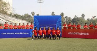 Legacy activities for 2022 FIFA U-17 Women's World Cup – India restart on International Women's Day!