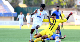 Shivasakthi scores late as Bengaluru FC Colts down MEG!