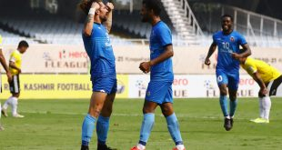 Churchill Brothers extend I-League lead with late winner over Real Kashmir FC!