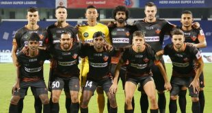 Four FC Goa players named in 35-man India squad!