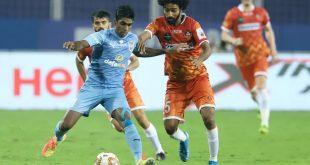 Mumbai City FC & FC Goa play out entertaining 2-2 draw!