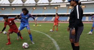 India Women's Maymol Rocky: Looking forward to scout from IWL!