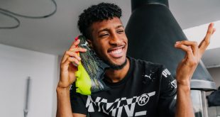 PUMA signs 'Speed King' Kingsley Coman!